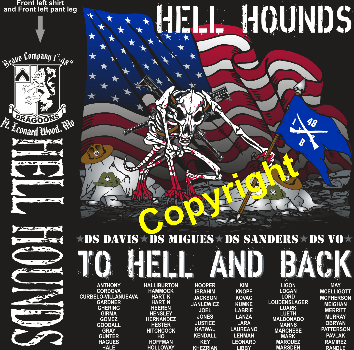 BRAVO 148 HELL HOUNDS GRADUATING DAY 7-18-2019 digital