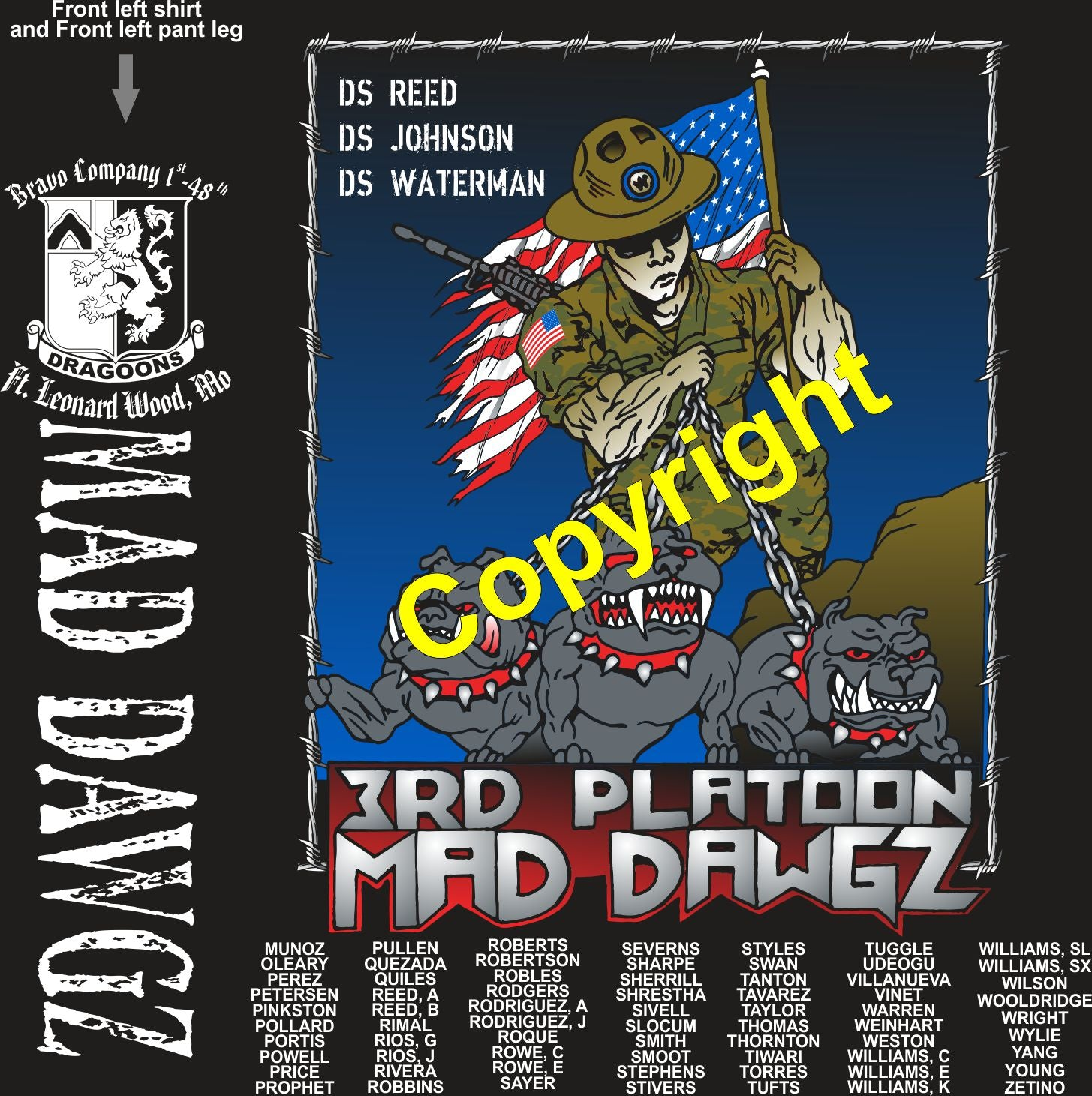 BRAVO 148 MAD DAWGS GRADUATING DAY 11-8-2018 digital