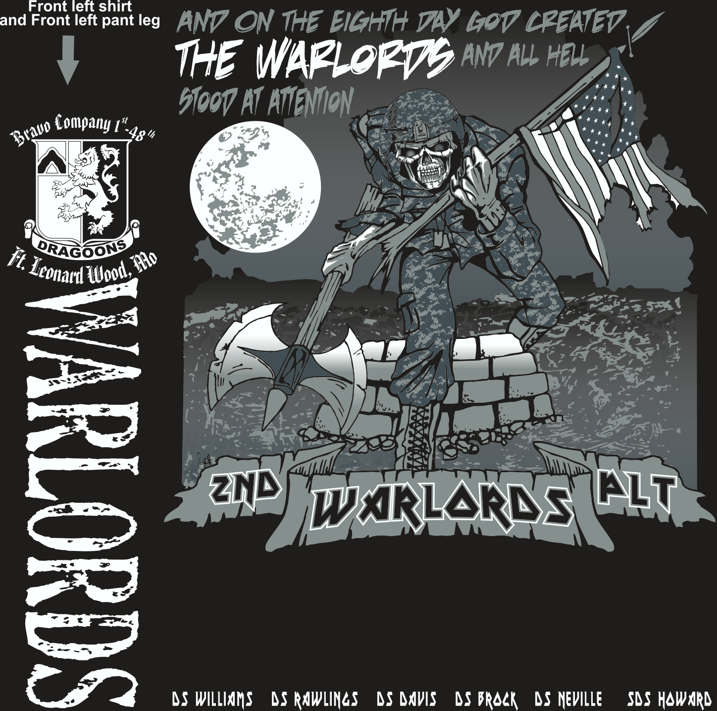 BRAVO 1-48 WARLORDS GRADUATING DAY 12-3-2015 digital