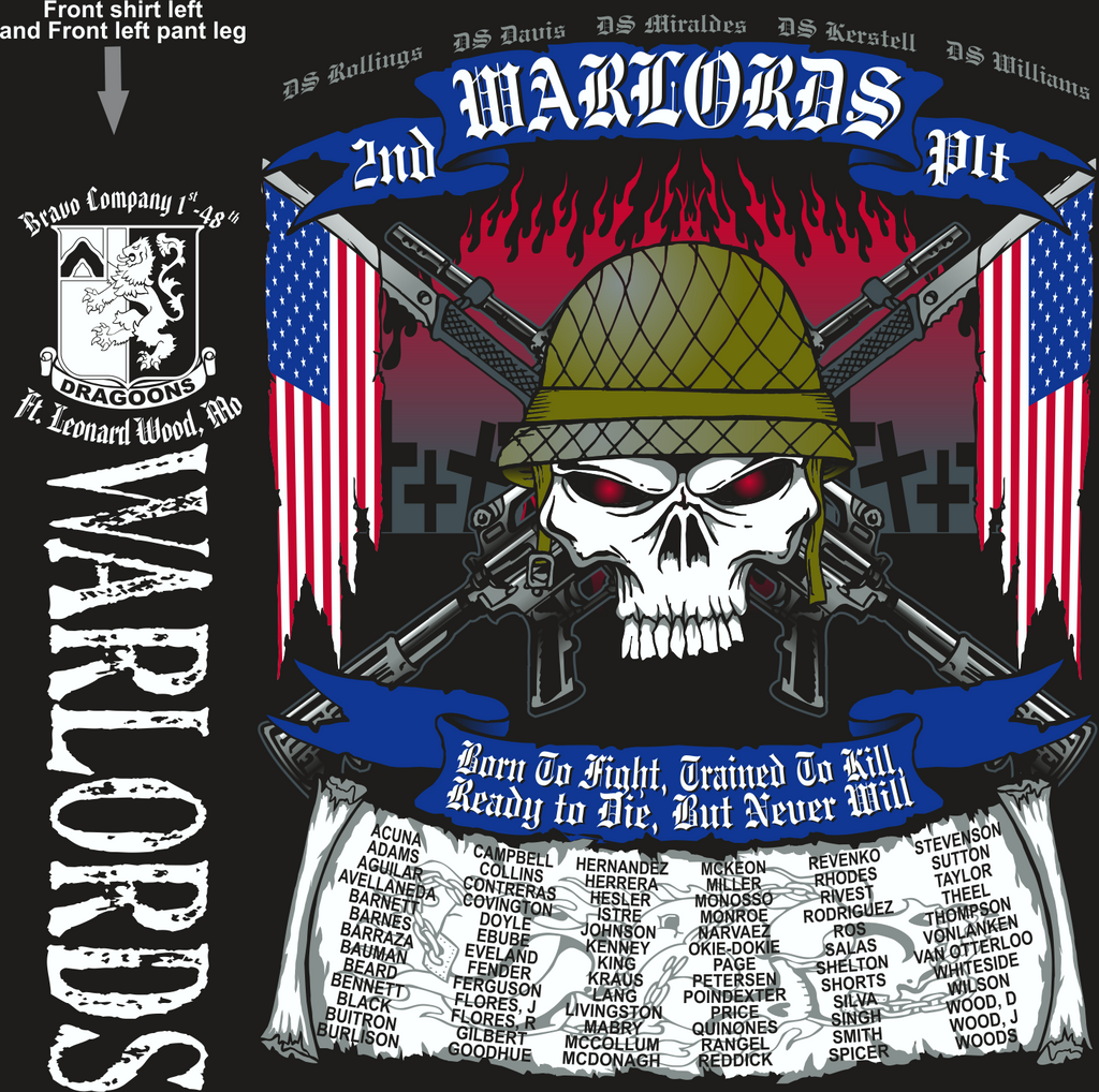 BRAVO 1-48 WARLORDS GRADUATING DAY 9-10-2015 digital