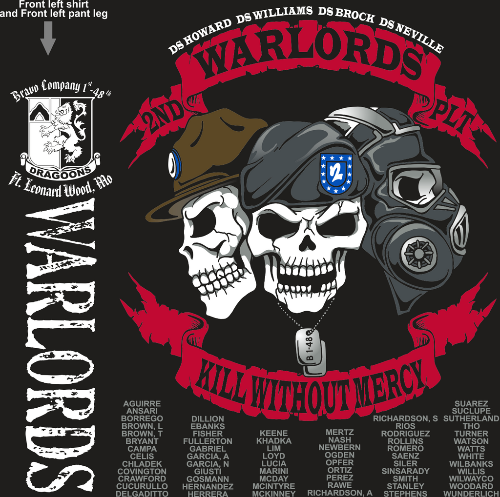 BRAVO 1-48 WARLORDS GRADUATING DAY 10-6-2016 digital