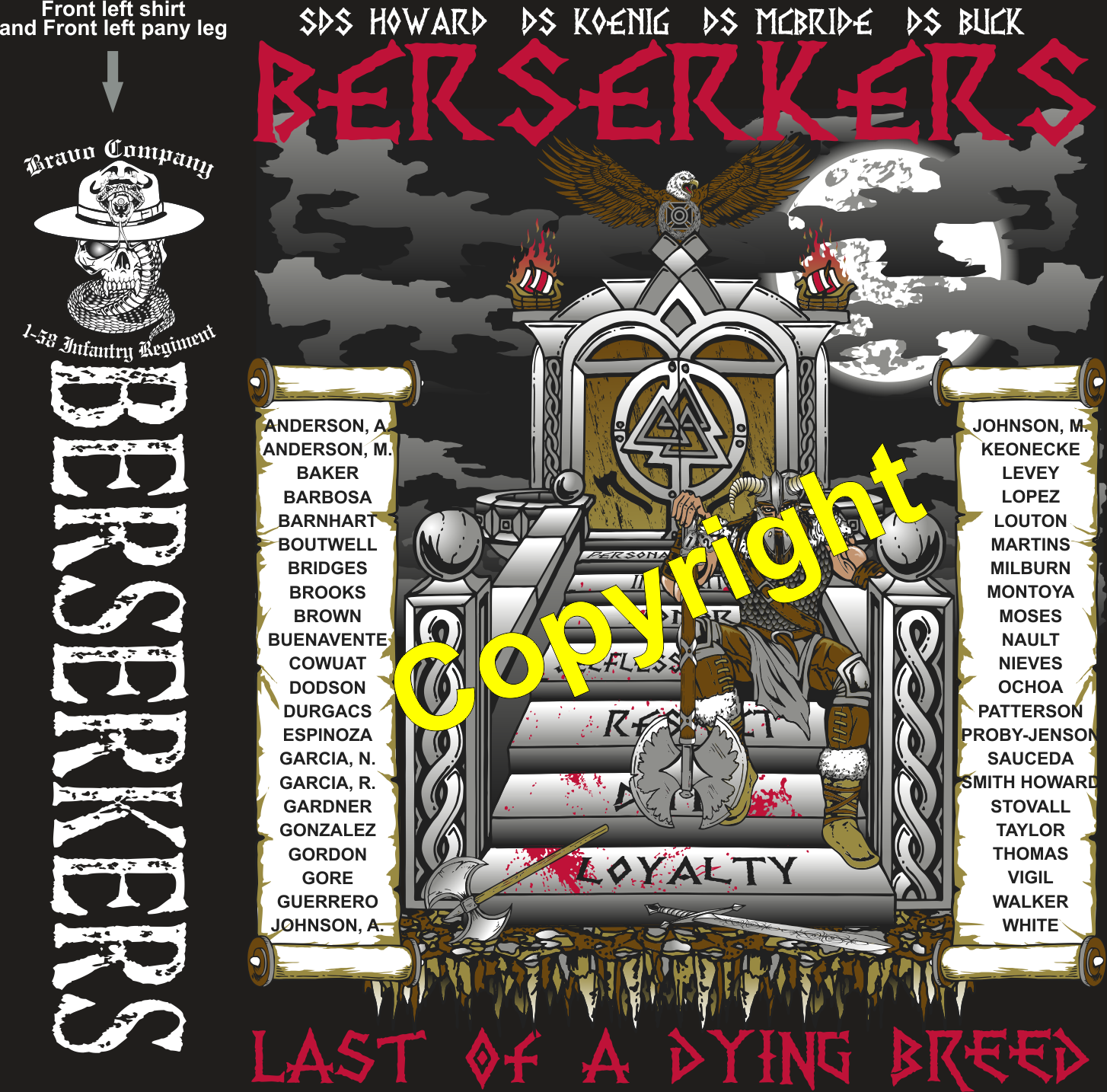 BRAVO 158 BERSERKERS GRADUATING DAY 12-5-2019 digital