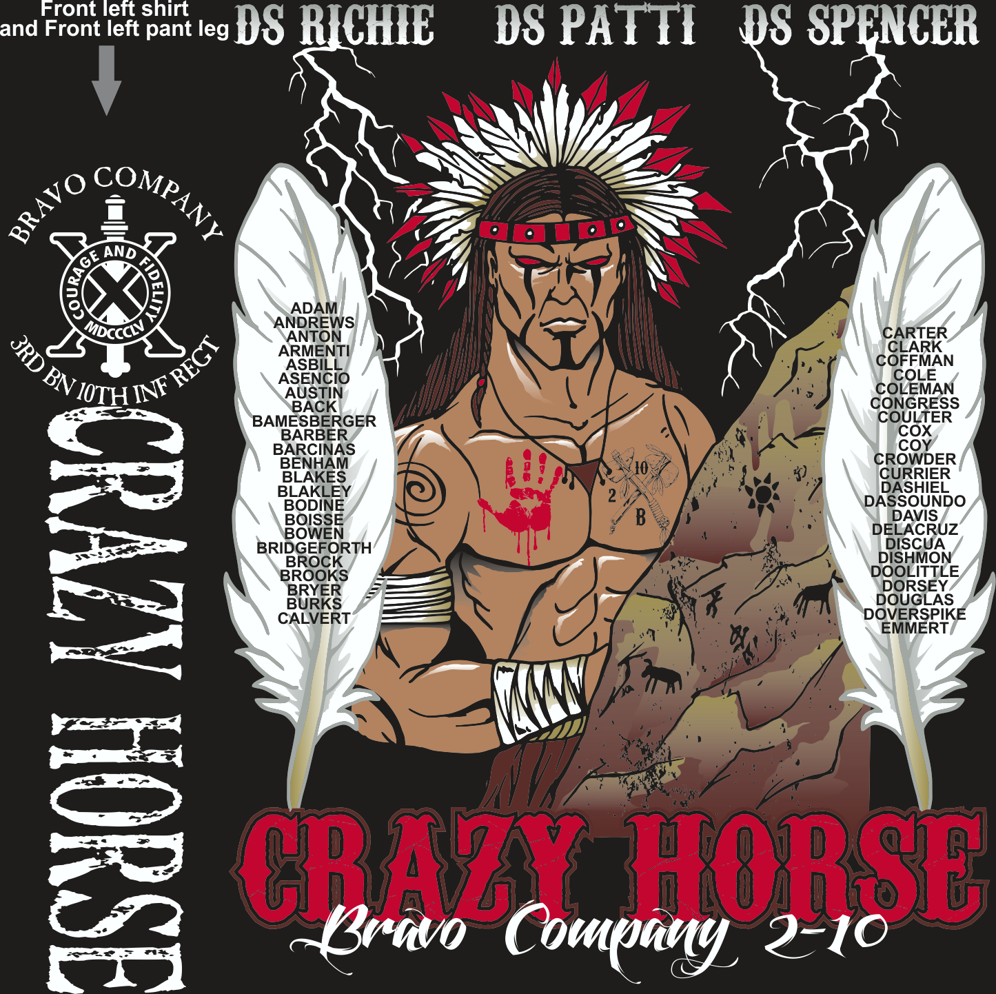 BRAVO 2-10 CRAZY HORSE GRADUATING DAY 7-28-2016 digital