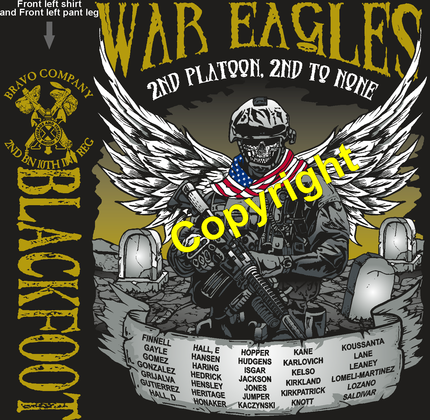 BRAVO 210 WAR EAGLES GRADUATING DAY 9-13-2018 digital