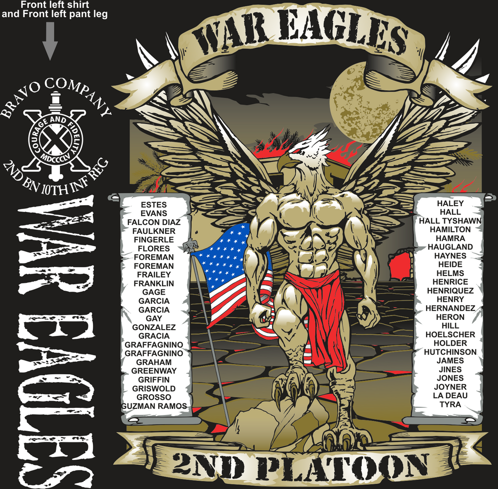 BRAVO 2-10 WAR EAGLES GRADUATING DAY 2-16-17 digital