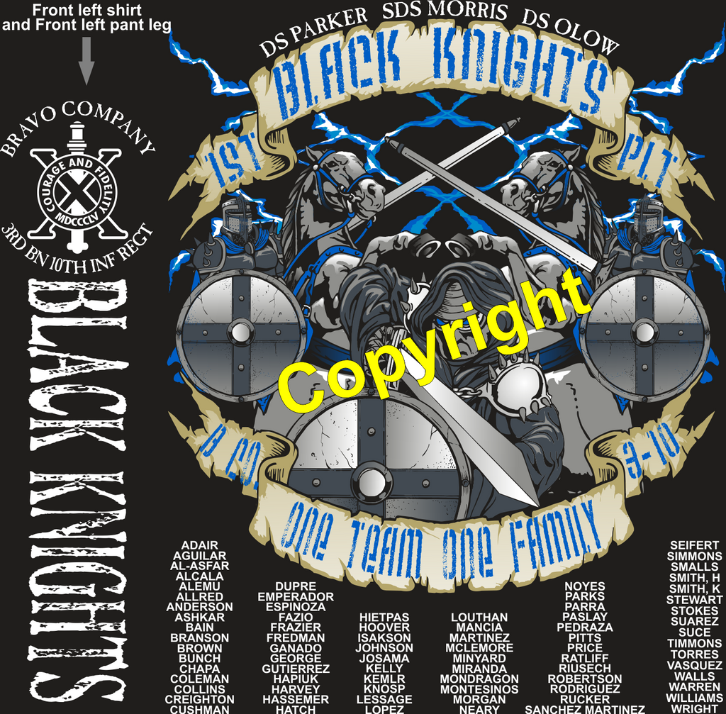 BRAVO 310 BLACK KNIGHTS GRADUATING DAY 9-26-2019 digital