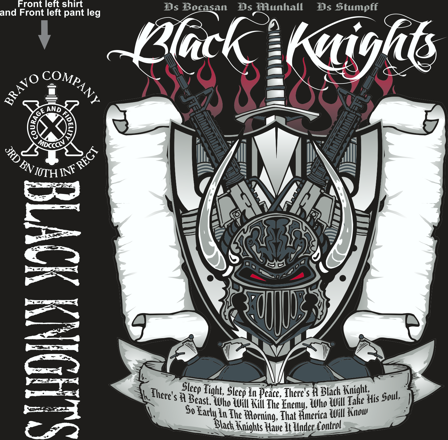 BRAVO 3-10 BLACK KNIGHTS GRADUATING DAY 3-17-2016 digital