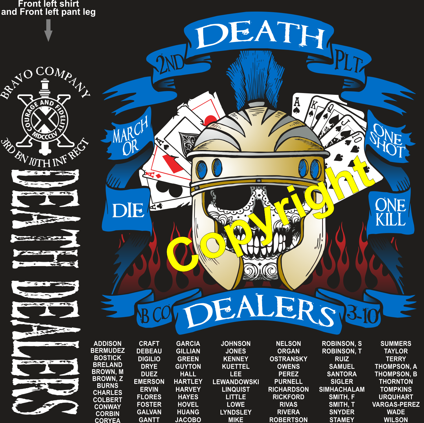 BRAVO 310 DEATH DEALERS GRADUATING DAY 11-1-2018 digital