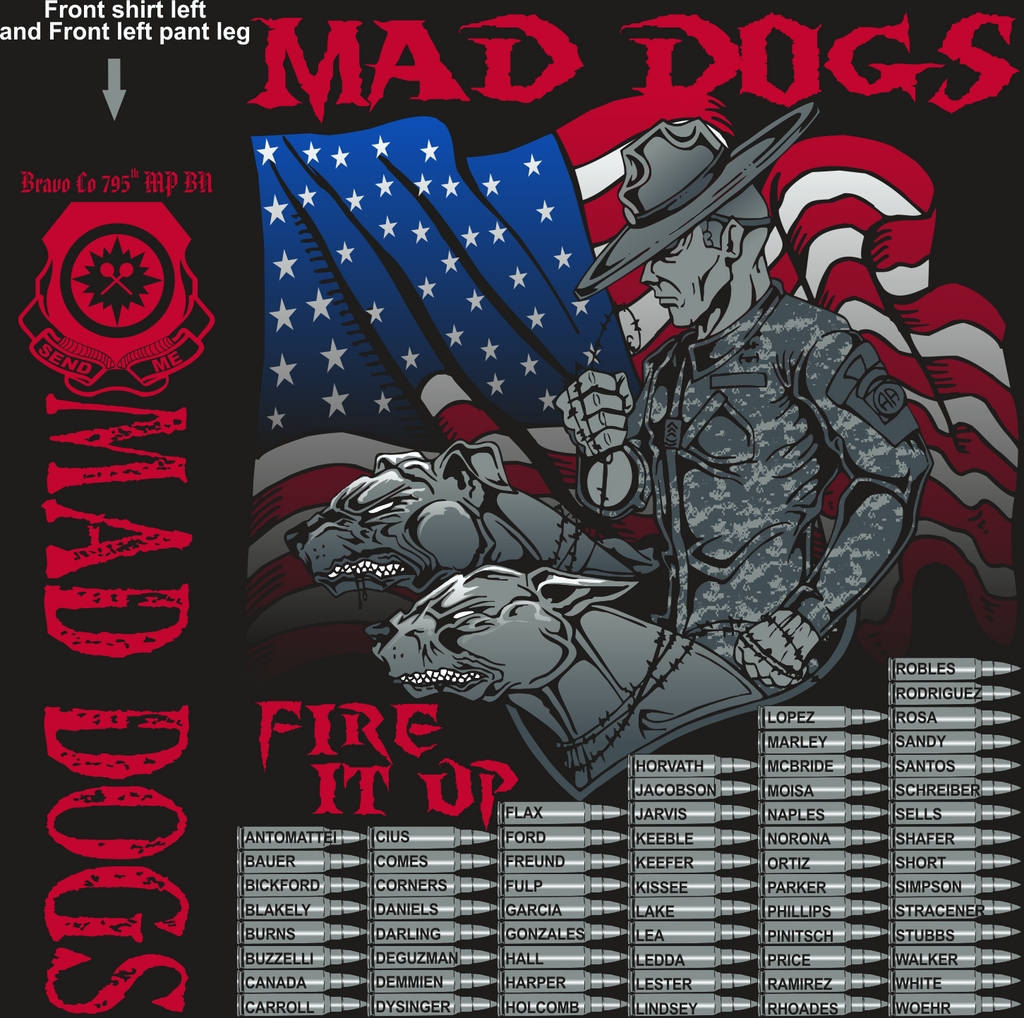 BRAVO 795TH MAD DAWGS GRADUATING DAY 5-21-2015 digital