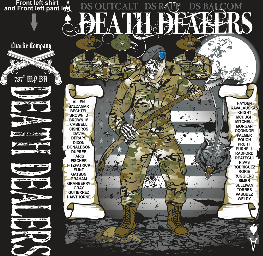 CHARLIE 787 DEATH DEALERS GRADUATING DAY 7-27-2017 digital