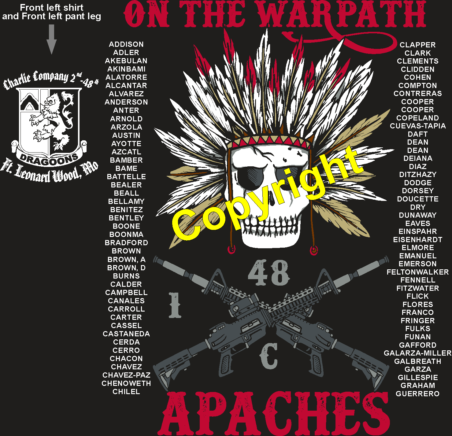 CHARLIE 148 APACHES GRADUATING DAY 9-20-2018 digital