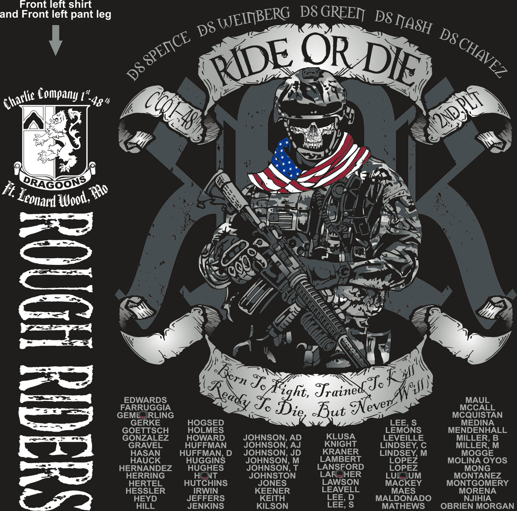CHARLIE 1-48 ROUGH RIDERS GRADUATING DAY 8-11-2016 digital