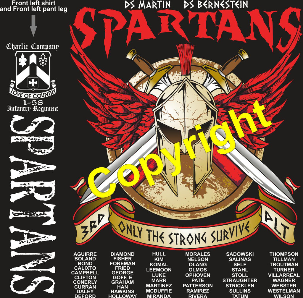 CHARLIE 158 SPARTANS GRADUATING DAY 1-24-2019 digital