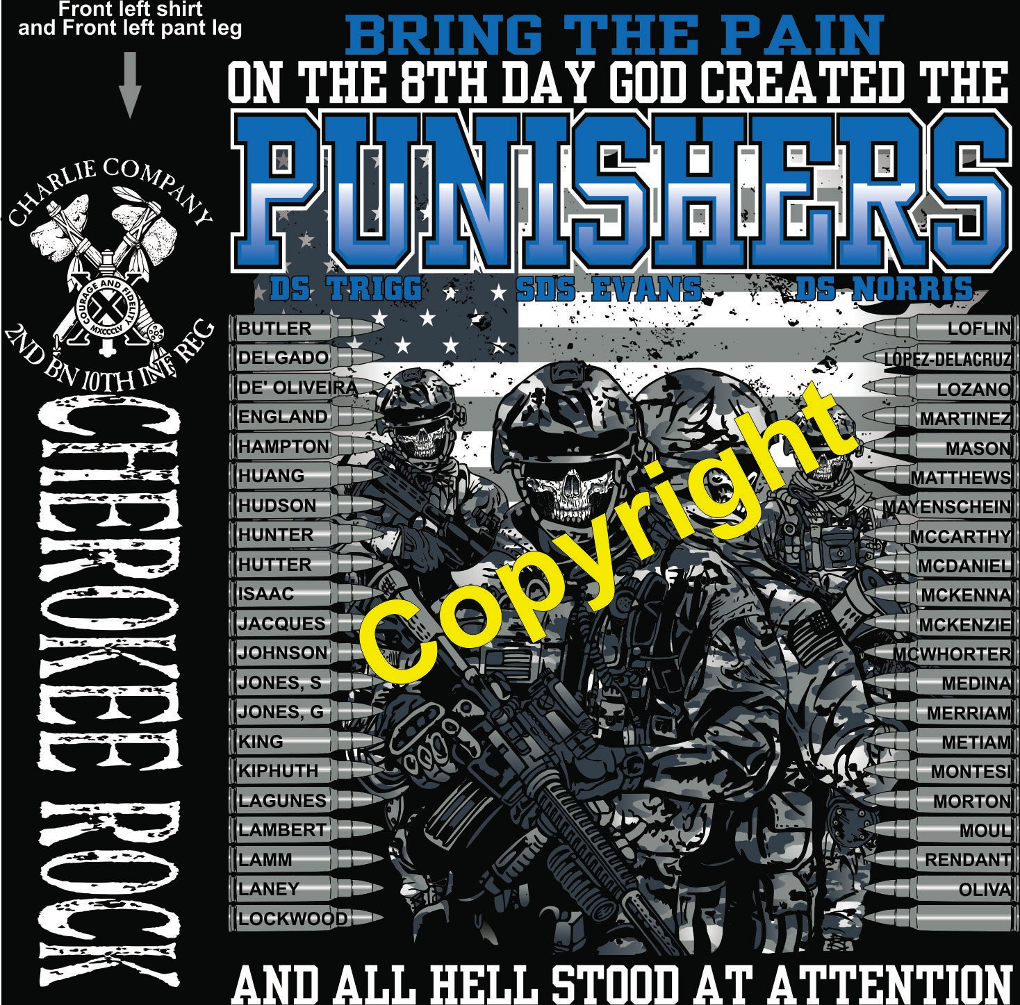 CHARLIE 210 PUNISHERS GRADUATING DAY 11-29-2018 digital