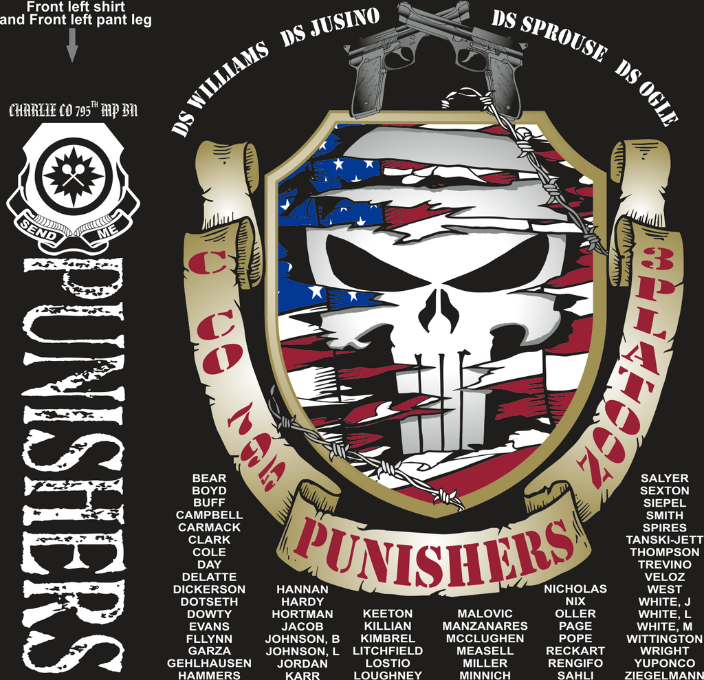CHARLIE 795 PUNISHERS GRADUATING DAY 11-9-2017 digital