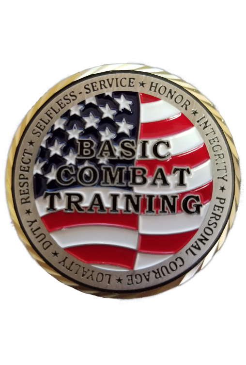 Basic Training Coin