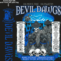DELTA 1-48 DEVIL DAWGS digital*