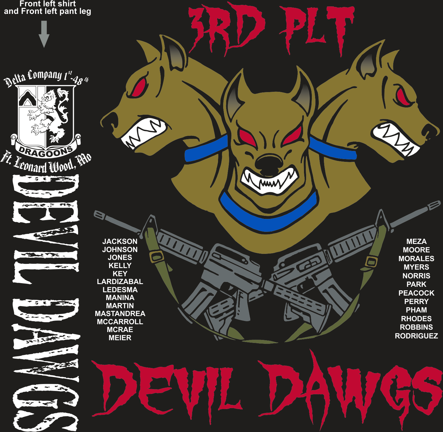 DELTA 1-48 DEVIL DAWGS GRADUATING DAY 2-1-2018 digital
