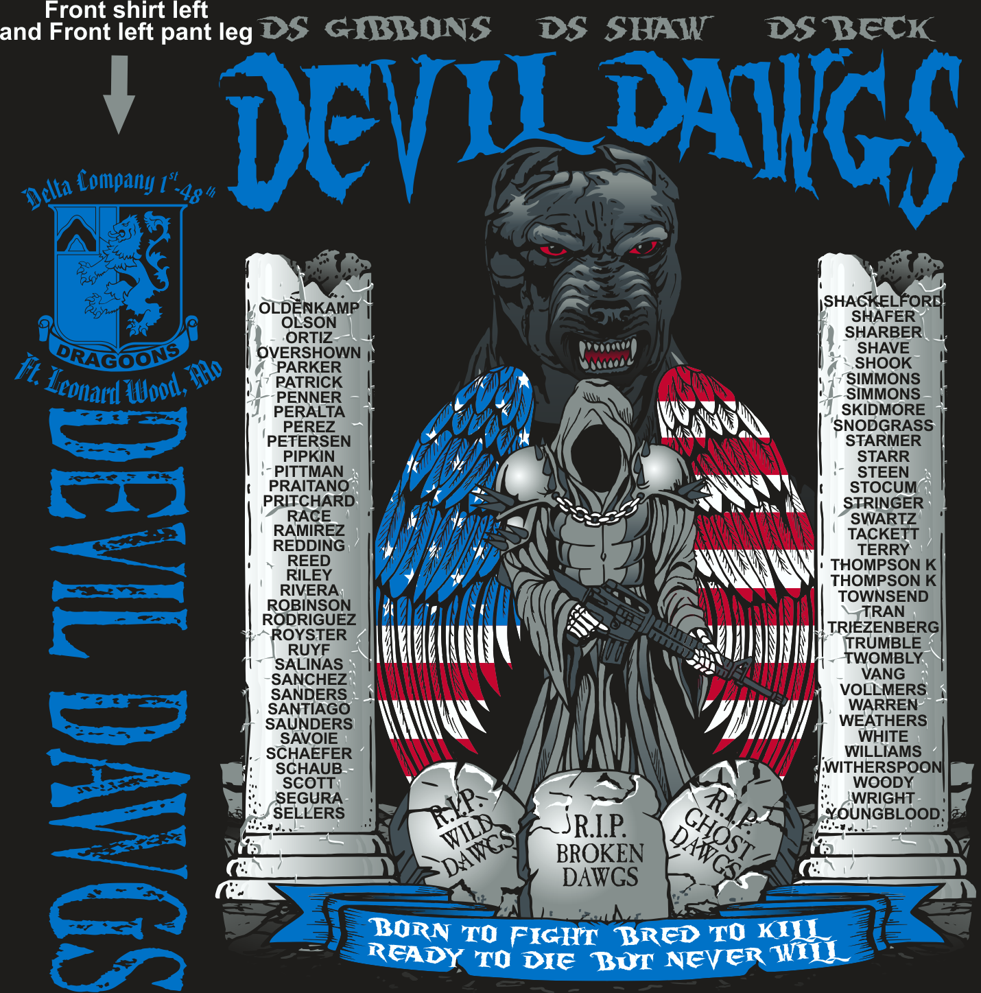 DELTA 1-48 DEVIL DAWGS GRADUATING DAY 8-20-2015 digital