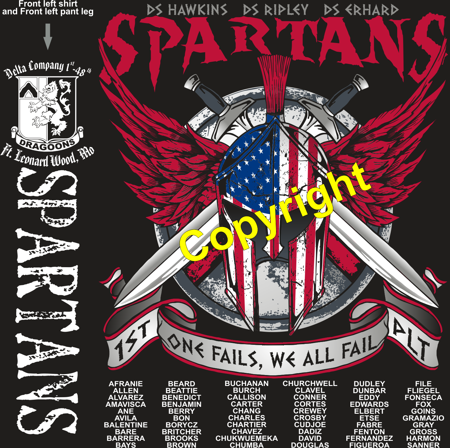 DELTA 148 SPARTANS GRADUATING DAY 7-11-2019 digital