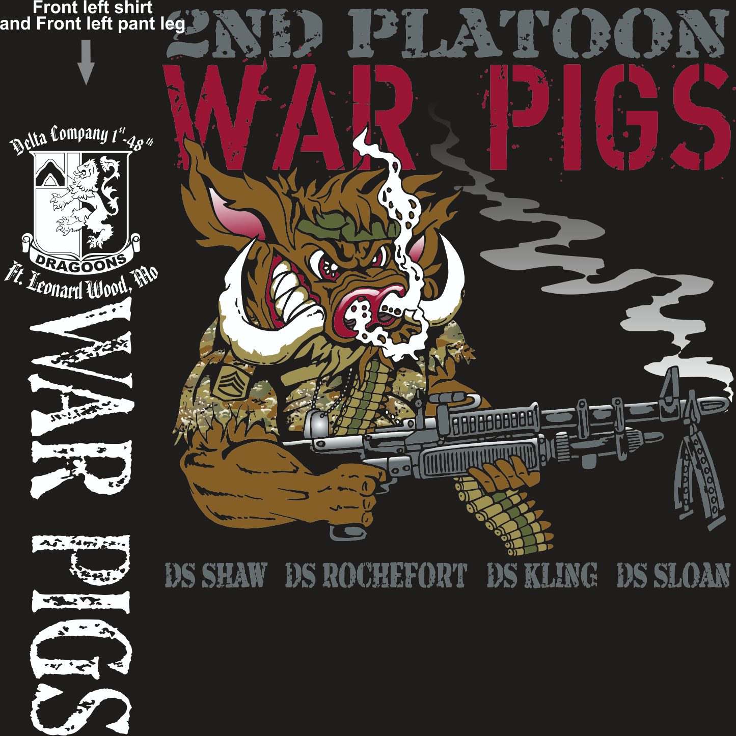DELTA 1-48 WAR PIGS GRADUATING DAY 3-24-2016 digital