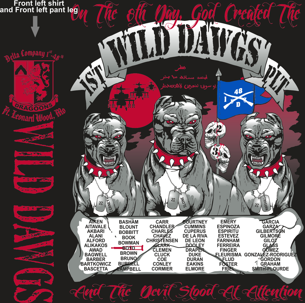 DELTA 1-48 WILD DAWGS GRADUATING DAY 7-27-2017 digital