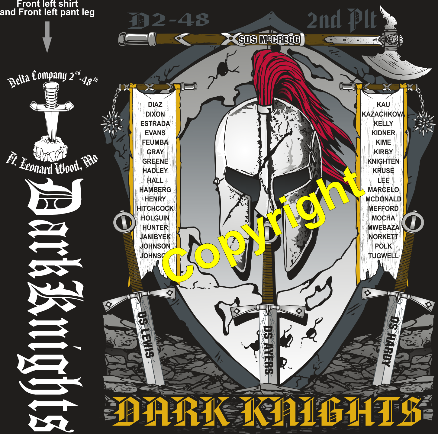 DELTA 248 DARK KNIGHTS GRADUATING DAY 7-3-2019 digital
