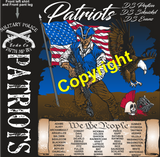 ECHO 787 PATRIOTS GRADUATING DAY 10-25-2018 digital