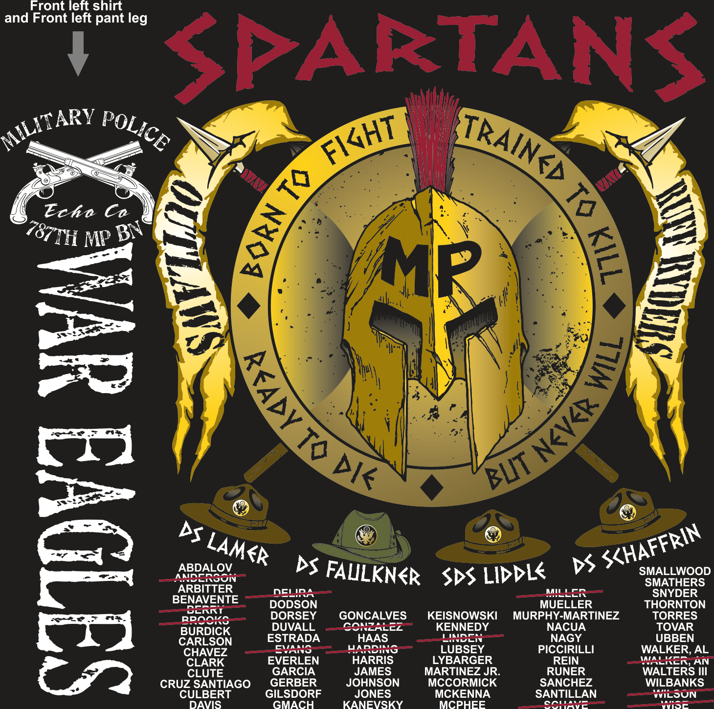 ECHO 787 SPARTANS GRADUATING DAY 1-26-2016 digital