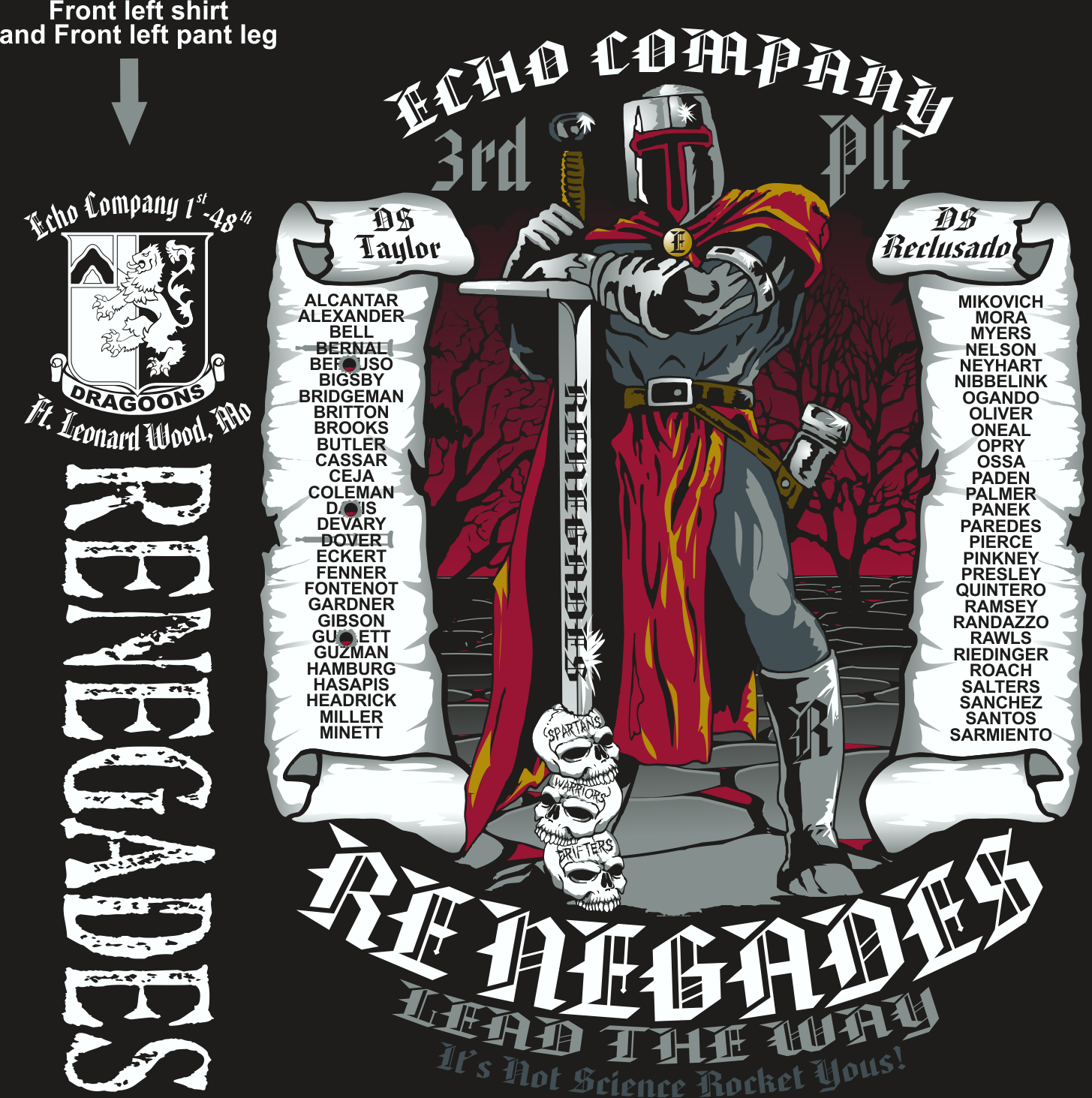 ECHO 1-48 RENEGADES GRADUATING DAY 8-13-2015 digital