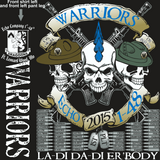 ECHO 1-48 WARRIORS Graduating Day 5-7-2015 digital