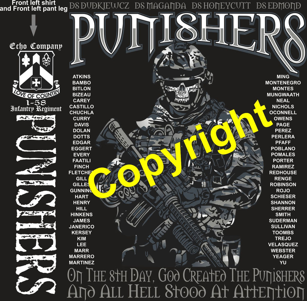 ECHO 158 PUNISHERS GRADUATING DAY 2-14-2019 digital