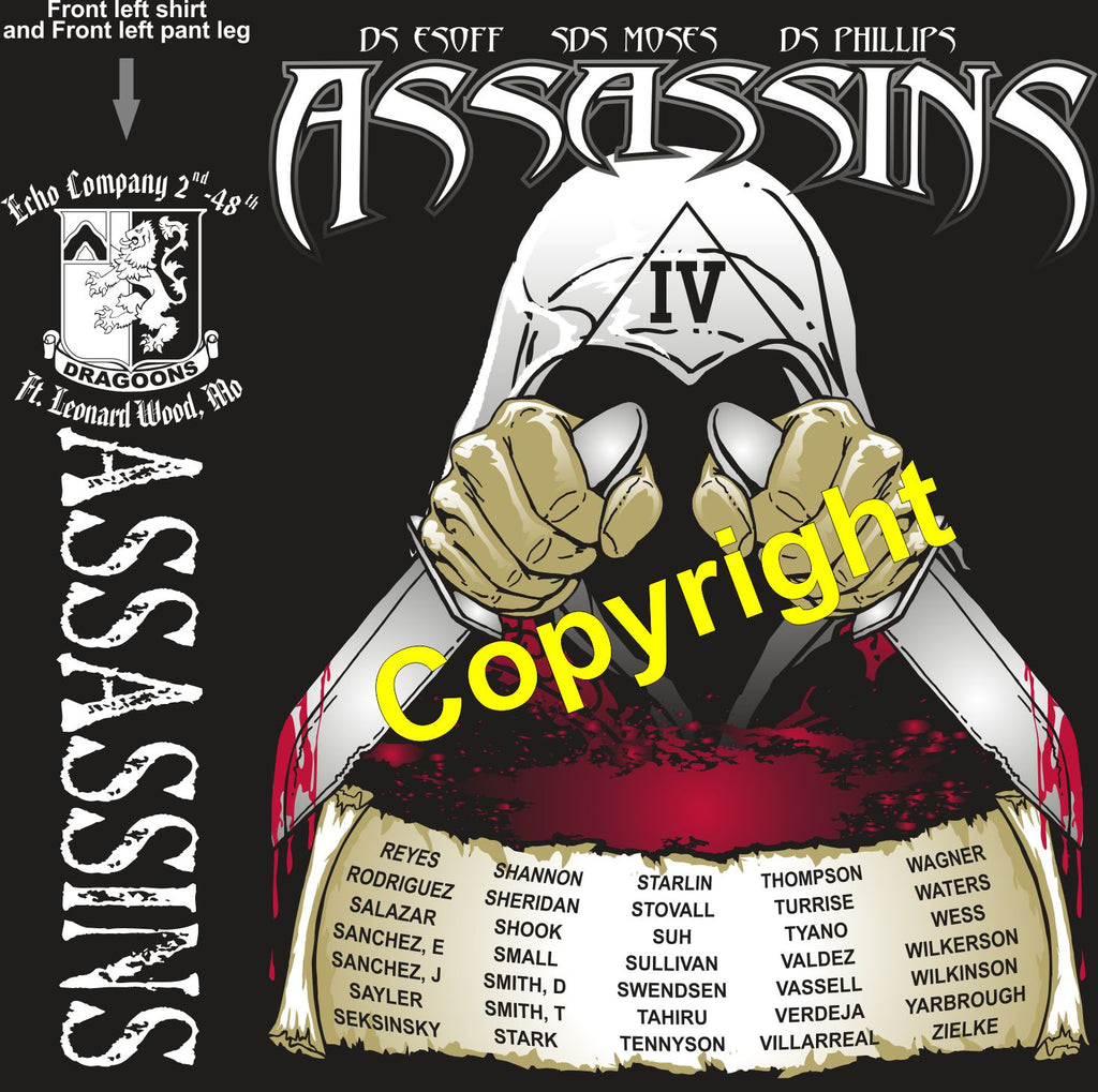 ECHO 248 ASSASSINS GRADUATING DAY 4-4-2019 digital