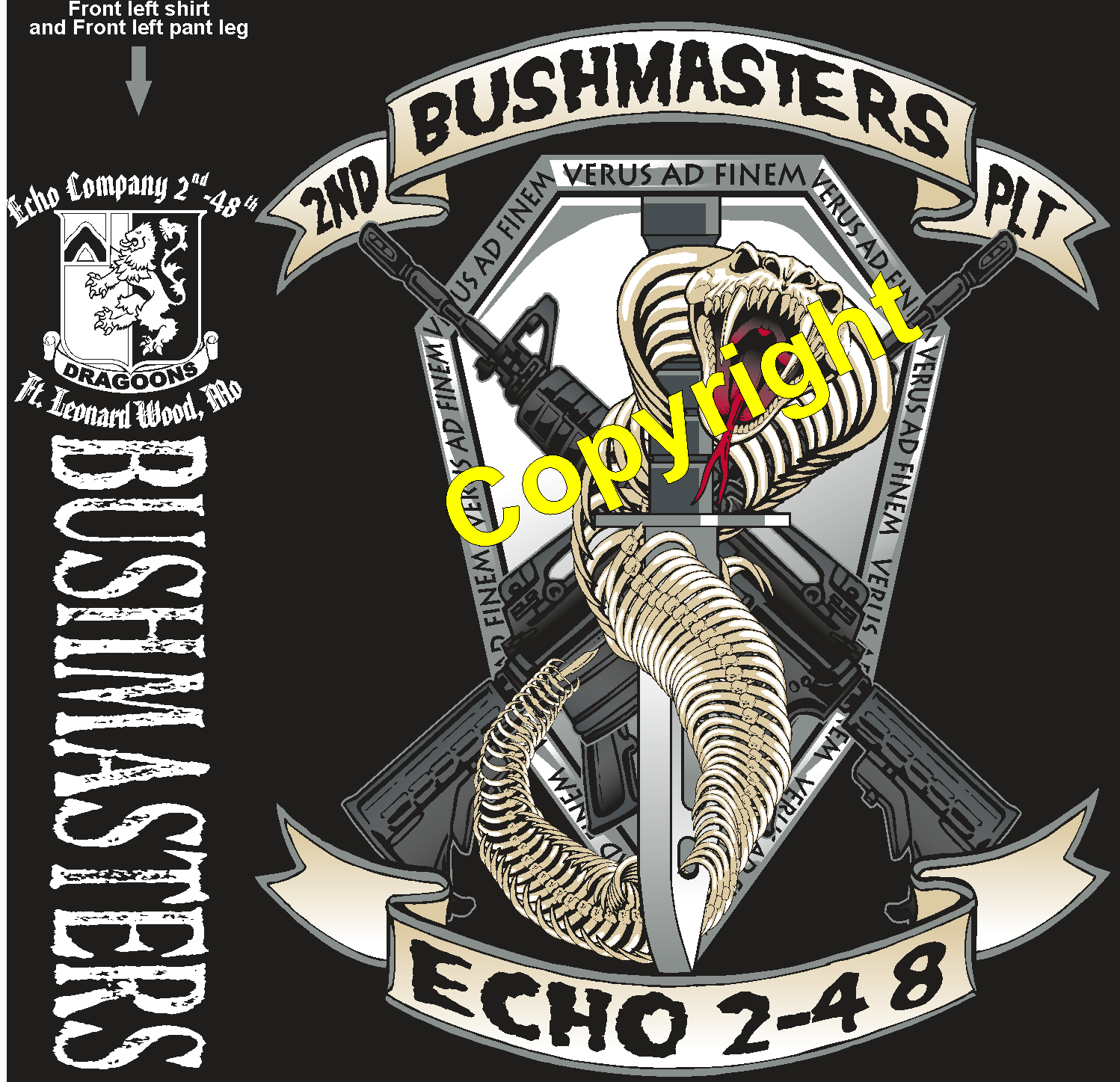 ECHO 248 BUSH MASTERS GRADUATING DAY 9-6-2018 digital