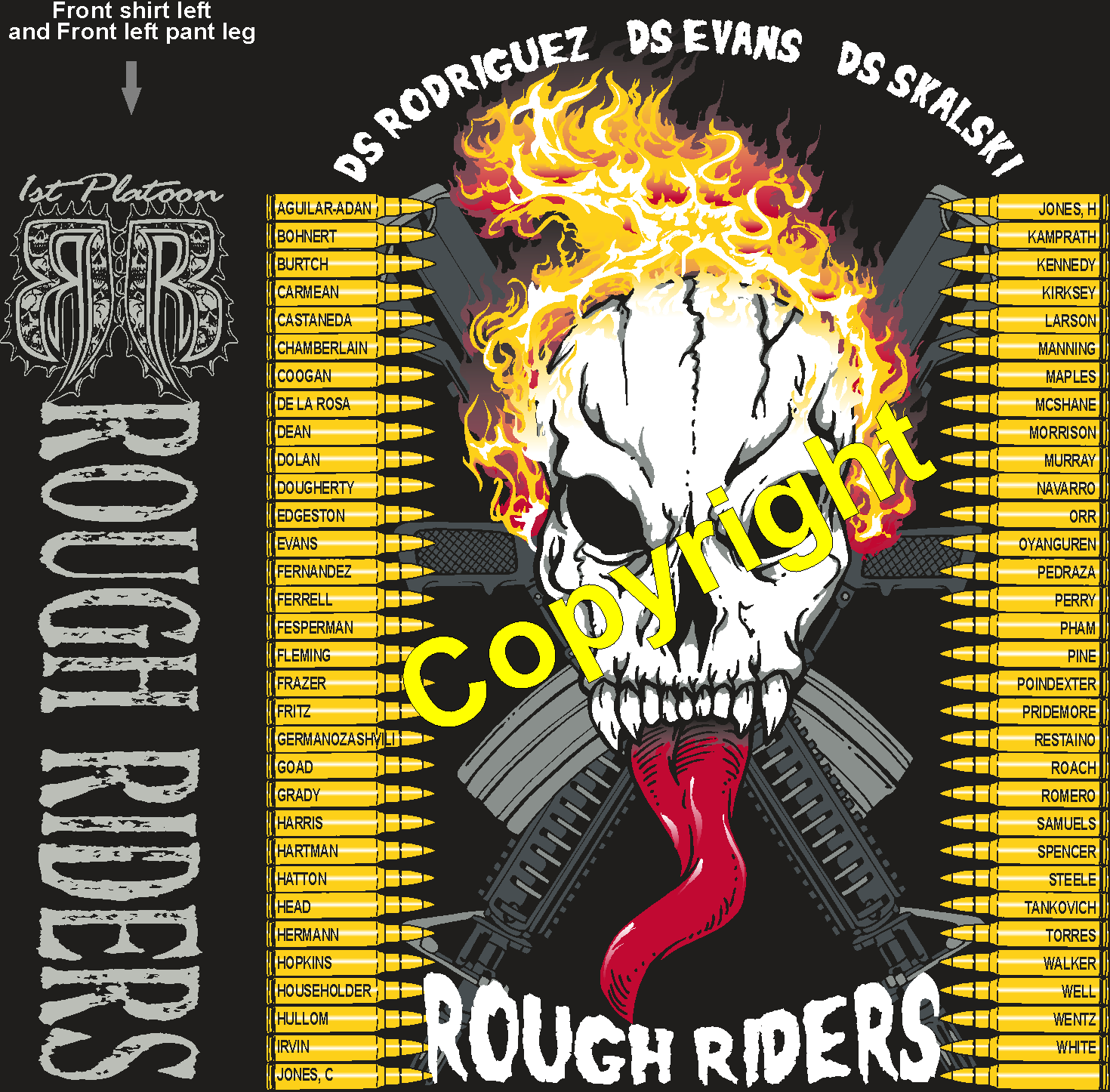 ECHO 787 ROUGH RIDERS GRADUATING DAY 8-10-2018 digital