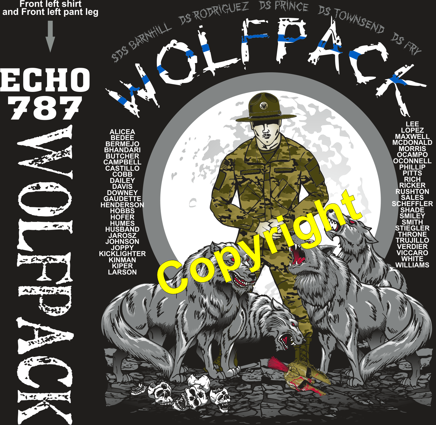 ECHO 787 WOLFPACK GRADUATING DAY 9-5-2019 digital