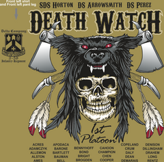 Fort Benning Delta 2-58 Death Watch