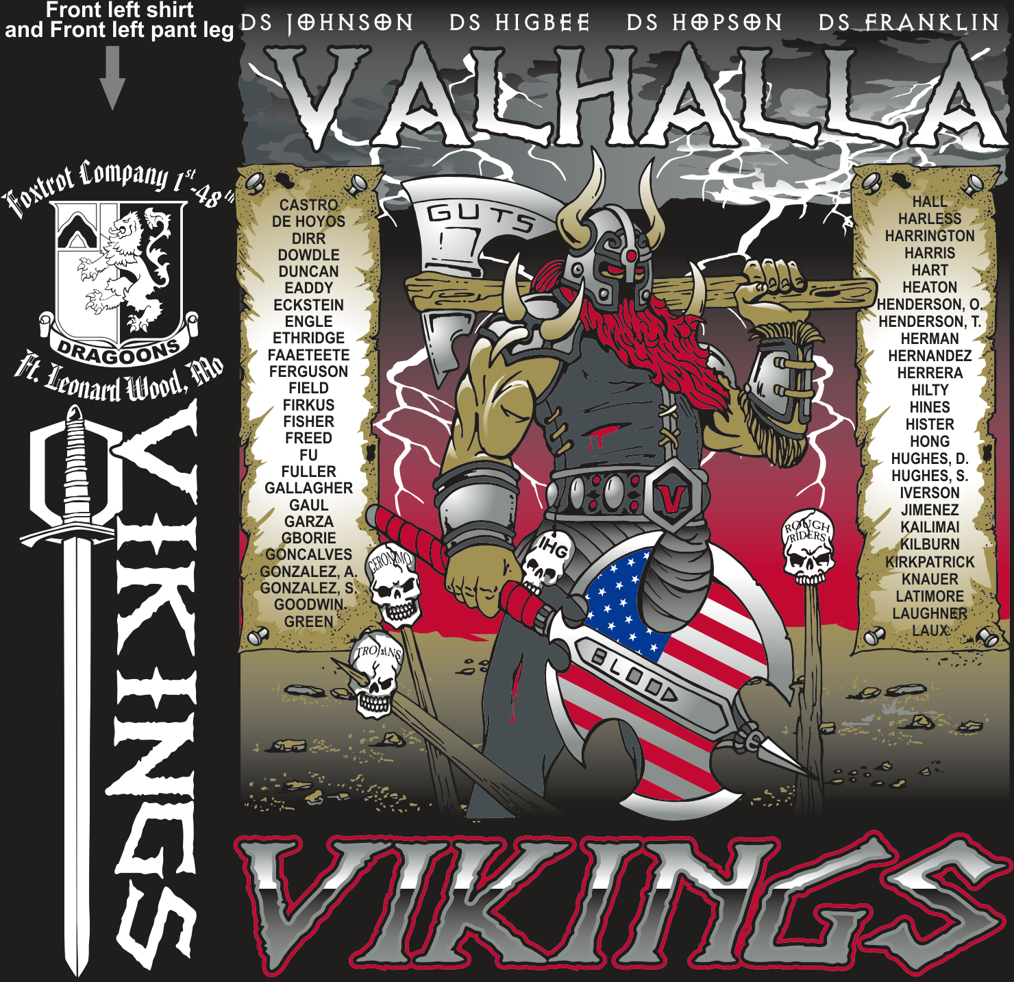 FOX 1-48 VIKINGS GRADUATING DAY 8-25-2016 digital