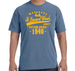 Fort Leonard Wood Missouri Souvenir Shirt