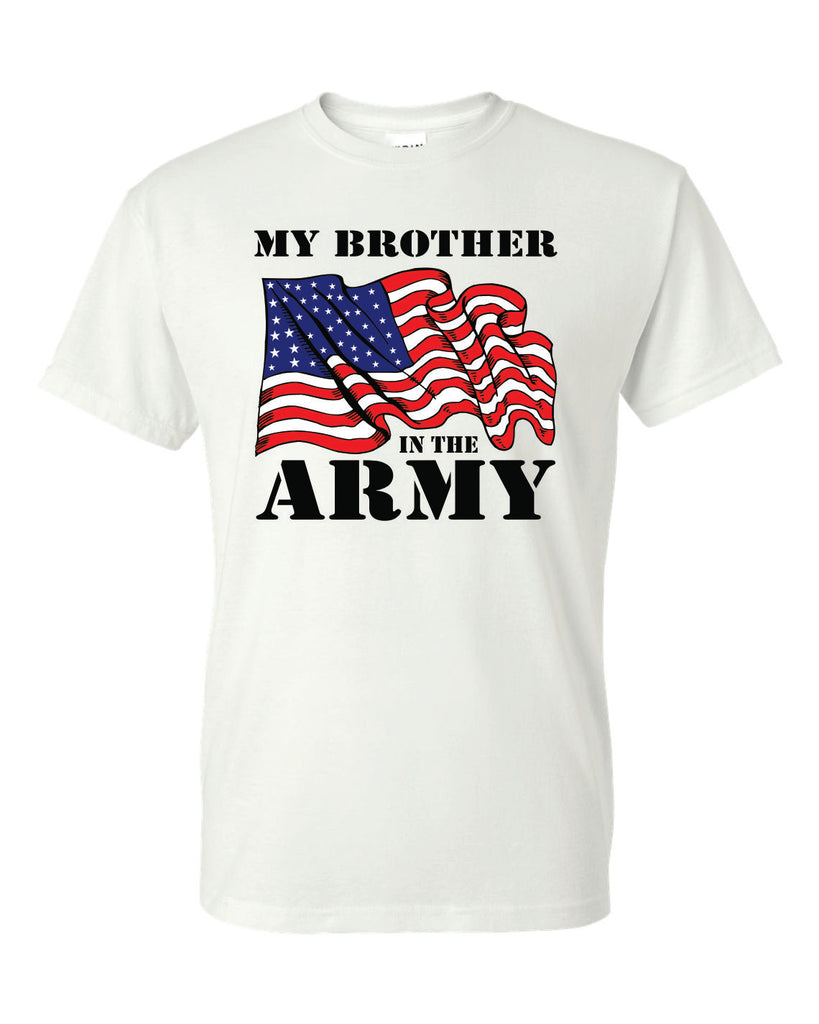 My Brother Serves in the ARMY