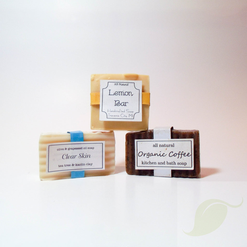 SW Hand Cut Soaps