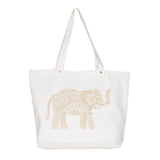 Gold Spring Dialogue Tote Bag