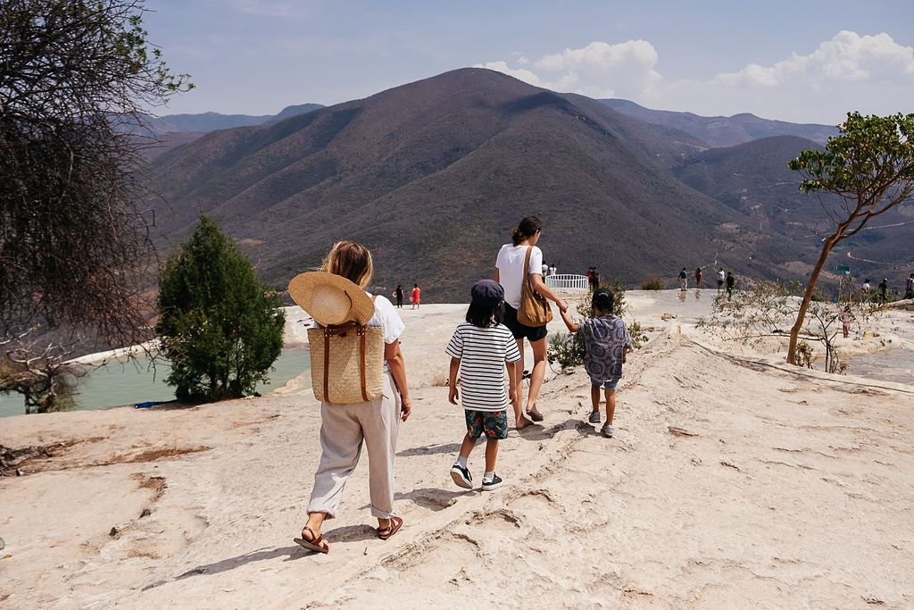 ROAD TRIPPING IN MEXICO: Hierve El Agua
