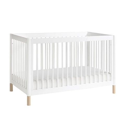 BABYLETTO GELATO COT  WHITE / WASHED NATURAL
