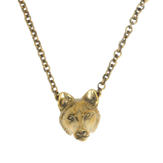 WOLFPACK NECKLACE - barton&bell