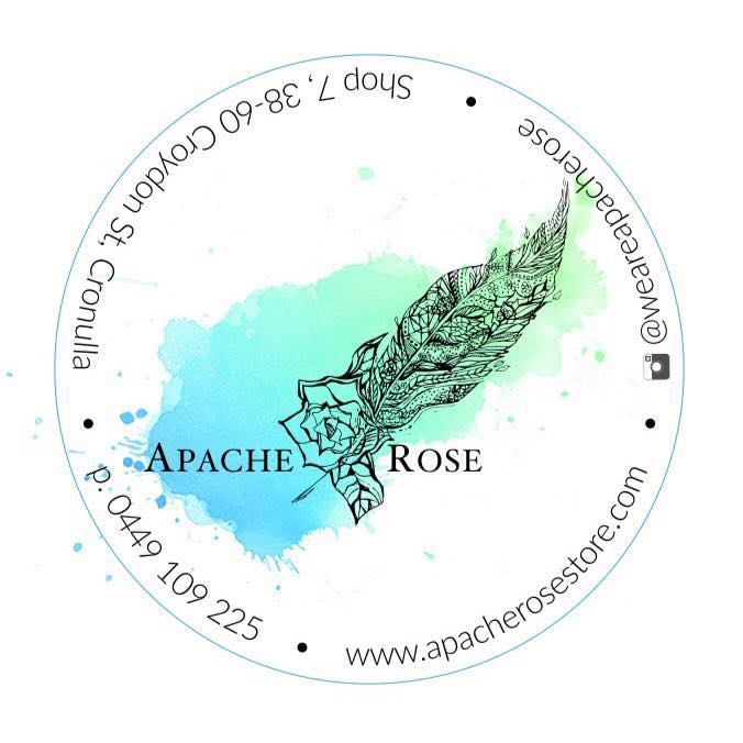 APACHE ROSE GIFT VOUCHER
