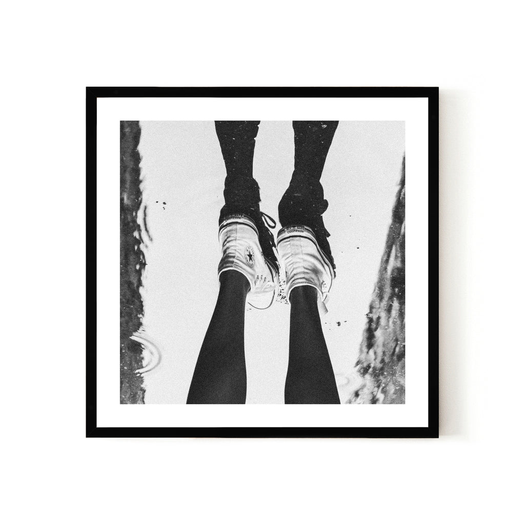 ALL STAR, FRAMED PRINT