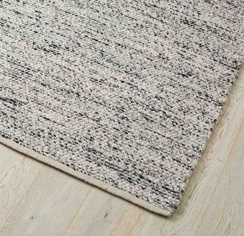 DOLOMITE FLOOR RUG, PEPPER