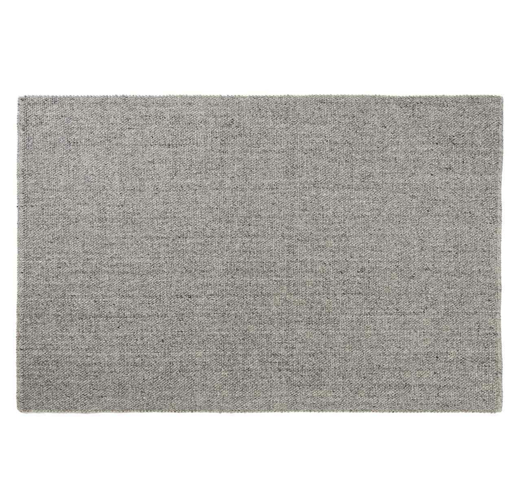 LOGAN FLOOR RUG, FEATHER