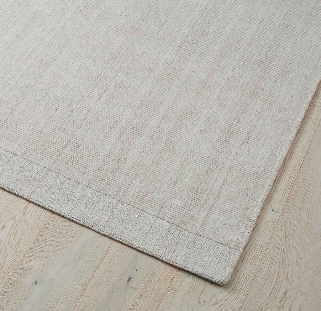 TRAVERTINE FLOOR RUG, BUFF